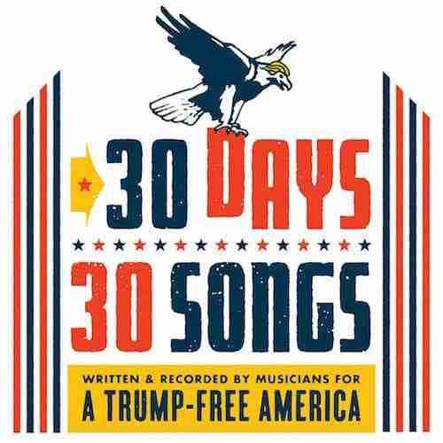 Franz Ferdinand, R.E.M, Death Cab anti Trump campaign | New Music