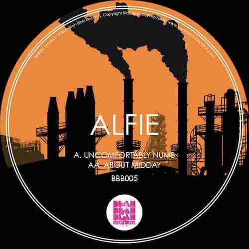 Alfie – Uncomfortably Numb / About Midday (Out Today)