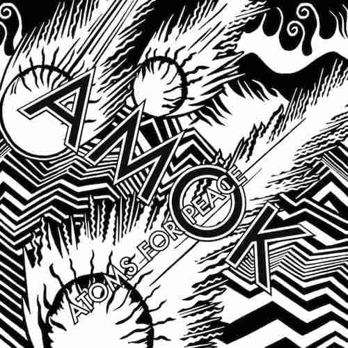 Atoms For Peace aka Thom Yorke remixes Four Tets – Pyramid