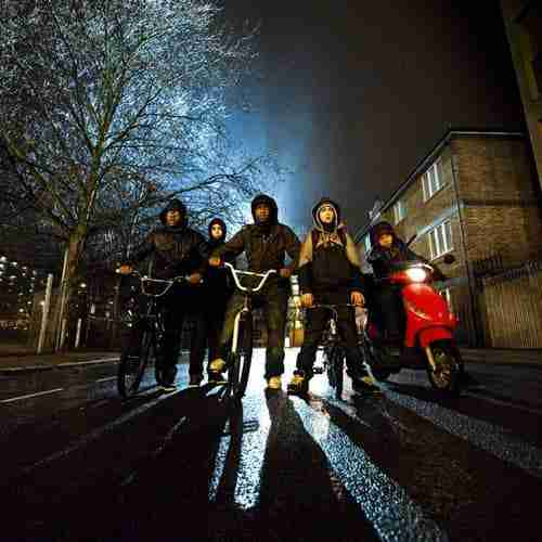 Basement Jaxx- The End (Attack the Block)