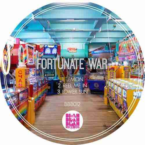 Fortunate War - 'Lemon / Lower Sun EP'