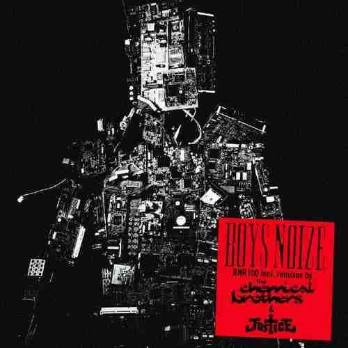 """Boys Noize """"Ich R U"""" (Justice Remix)"""