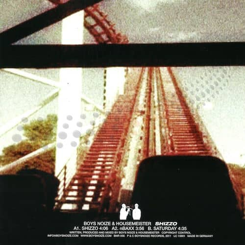 Boys Noize & Housemeister – Shizzo EP