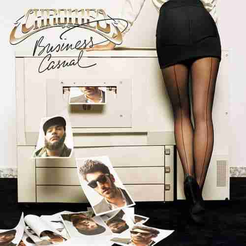 Chromeo Return With – Business Casual
