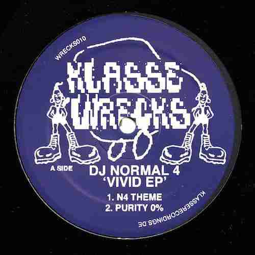 DJ Normal 4 - Hu Strike (Ft. F.B Wibe)