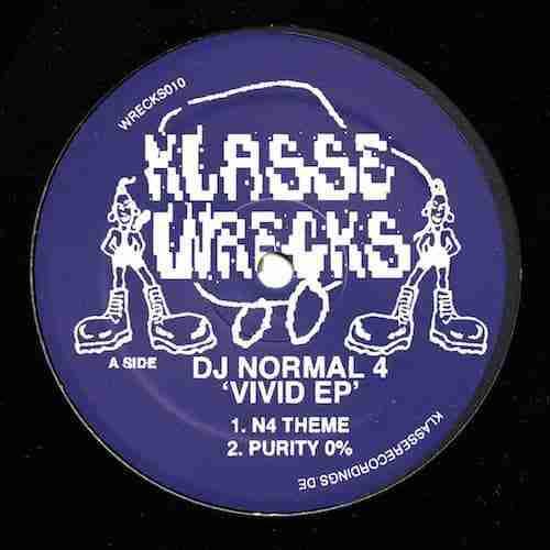 DJ Normal 4 - Hu Strike (Ft. F.B Wibe)