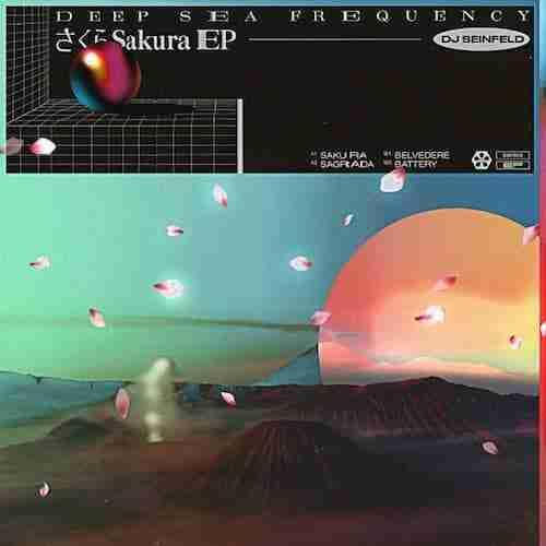 DJ Seinfeld 'Belvedere' taken from Sakura EP