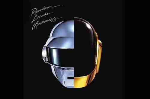 Daft Punk – Random Access Memories (New Album)