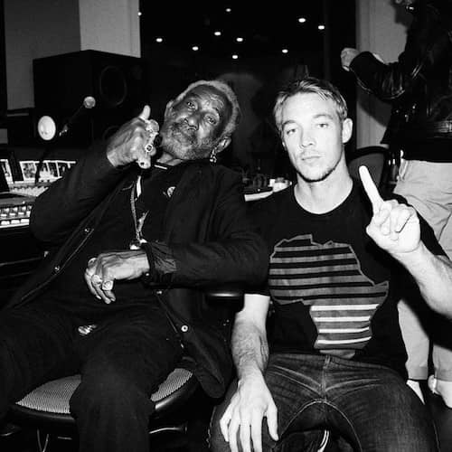 Diplo & Lee Scratch Perry – The Producers