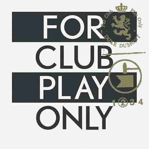 Duke Dumont – Giver (For Club Play Only Pt.2) Turbo