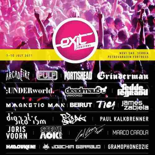 Exit Festival 2011 – 7th to 10th July
