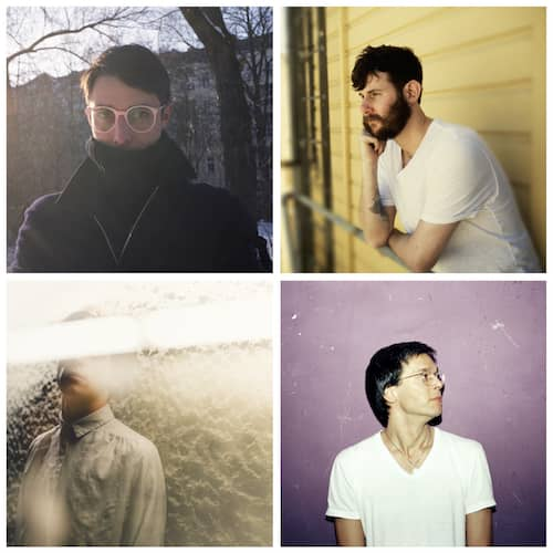 New Music : Roman Flugel, Call Super, Matrixxman, Ghost Culture