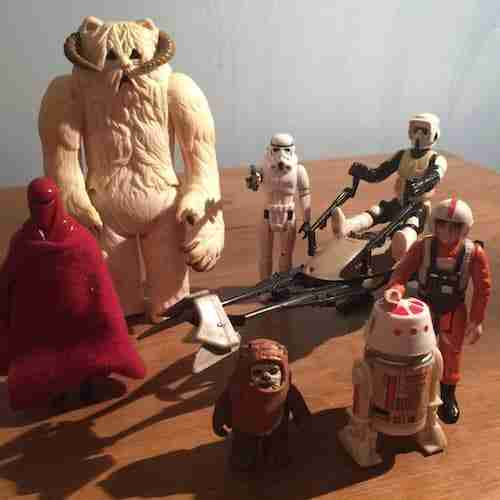 Part 3 'A New Hope' An Unexpected Journey by Blah Blah Blah…