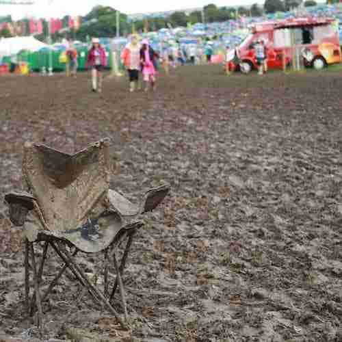 Out of Office – Glastonbury 2011