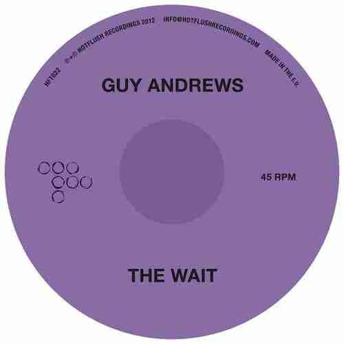 Guy Andrews – The Wait / Hands In Mine (Hotflush Recordings)