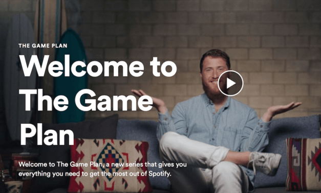 How to get on Spotify – The Game Plan
