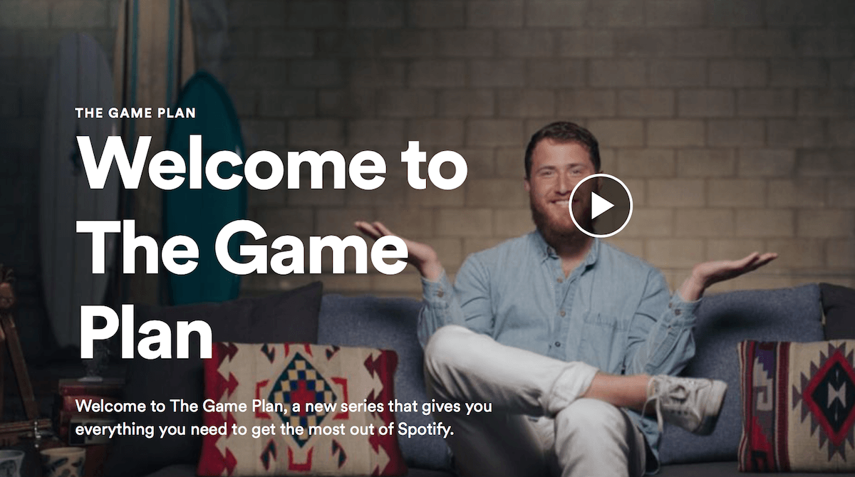 How To Get On Spotify - The Game Plan