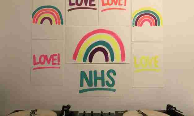 Stay At Home NHS Fundraiser – 8hr LIVE DJ Challenge