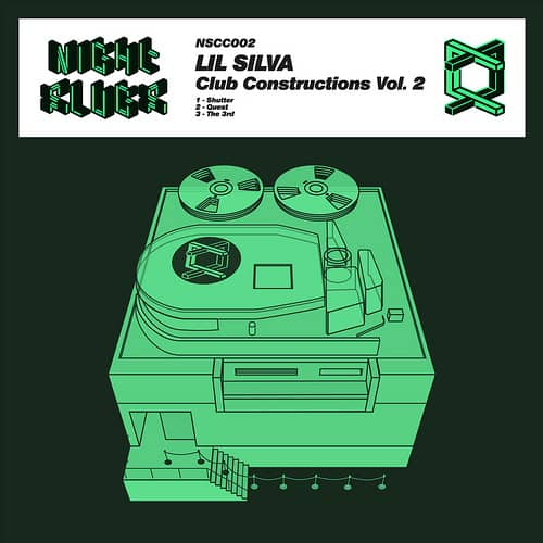 Lil Silva – Club Constructions Vol.2 (Night Slugs)