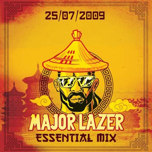 Major Lazer Mixtape – Essential Mix 2009