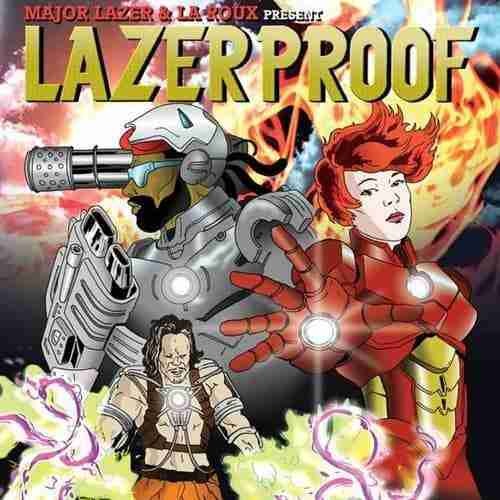 Major Lazer & La Roux - Lazerproof