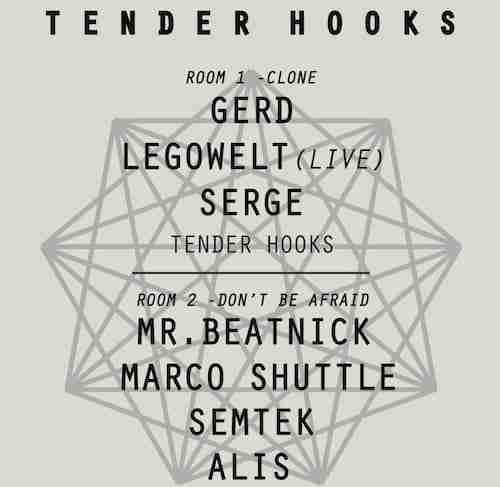 Tender-Hooks