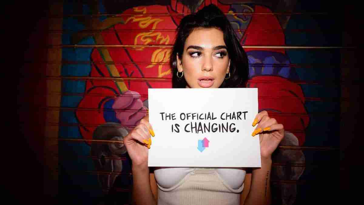 Official UK Chart will now include Video Streams