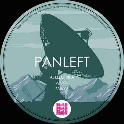 PanLeft – Electrika / HRTS (BBB003)