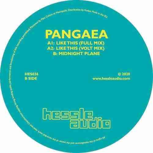 Pangea - Like This [Edit] - Hessle Audio