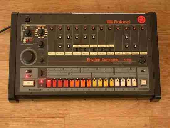 Roland 808 Ableton Emulation