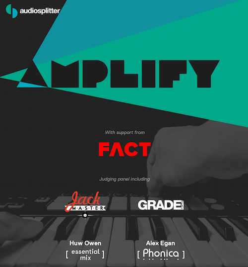 Audiosplitter - Amplify