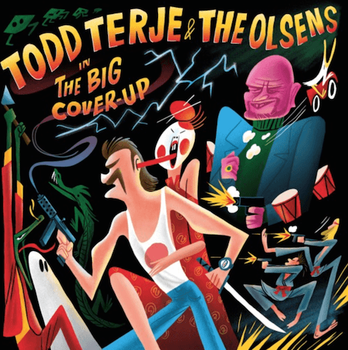 Todd Terje & The Olsens – In The Big Cover Up | New Music