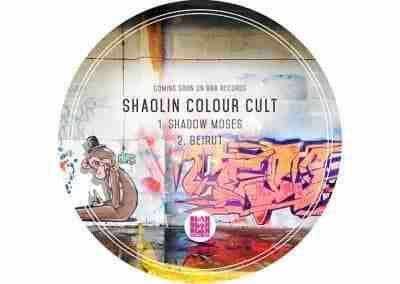 Shaolin Colour Cult – Shadow Moses [BBB013]