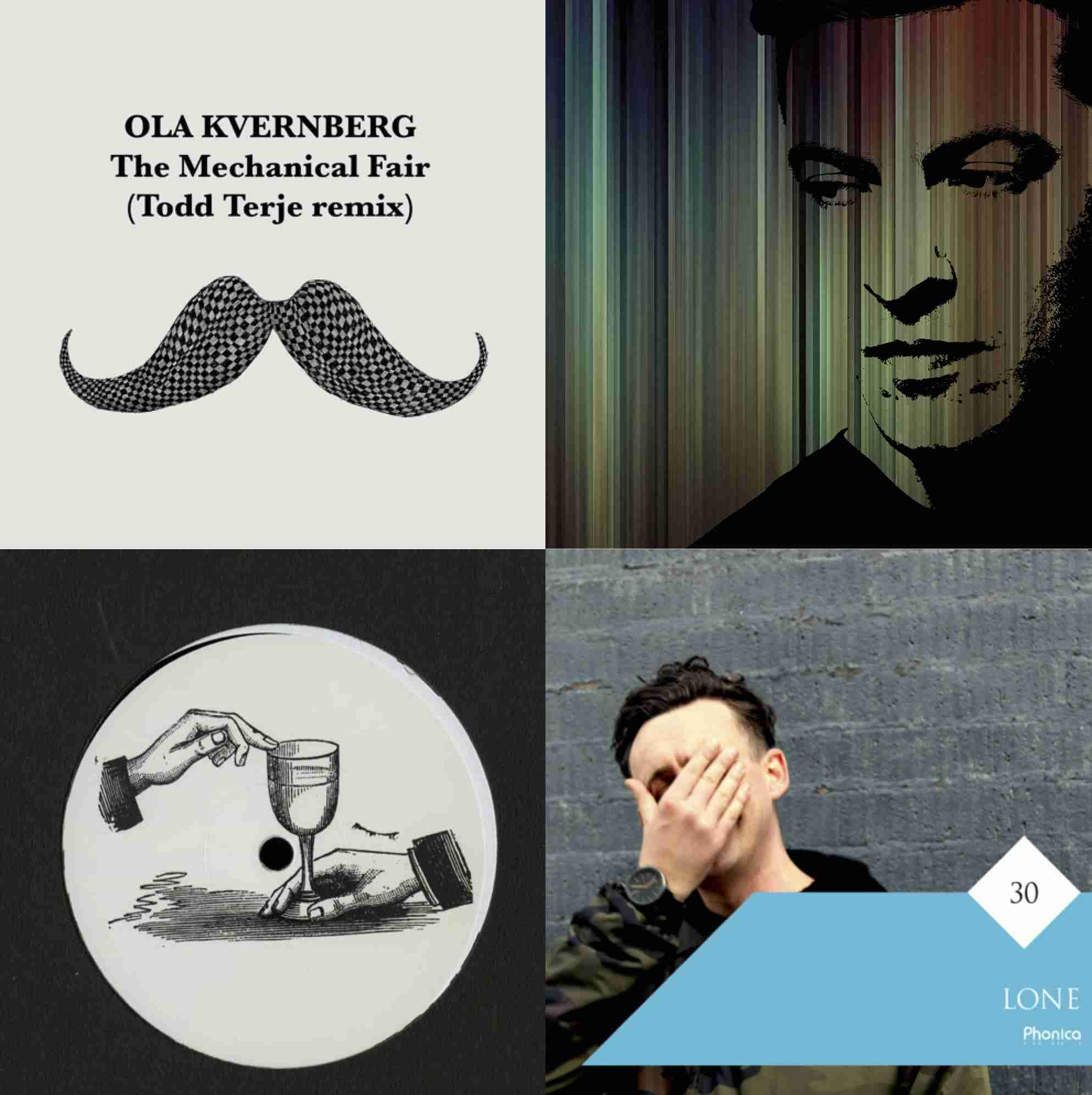 New Music – Todd Terje, Lone, Fort Romeau, Skream…