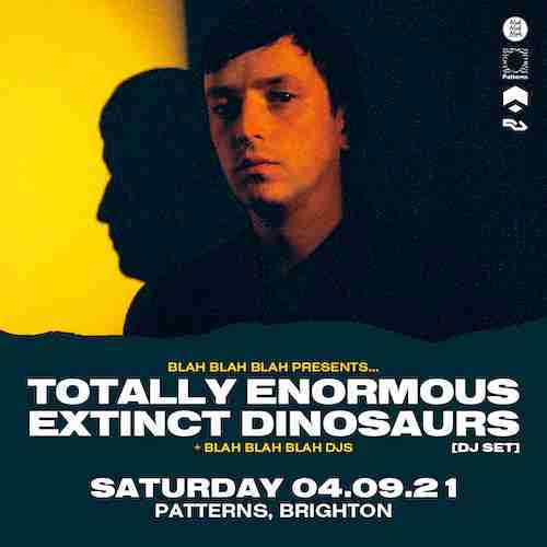 Blah Blah Blah presents Totally Enormous Extinct Dinosaurs
