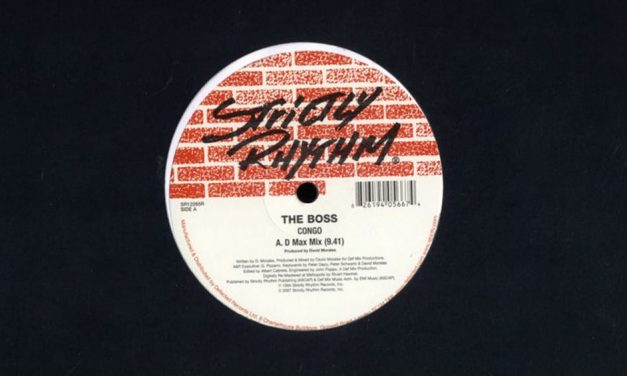 Classic House: The Boss – Congo [Tunnel Mix]