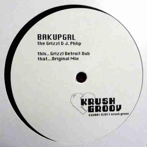 The Grizzl & J.Phlip – Bakupgrl