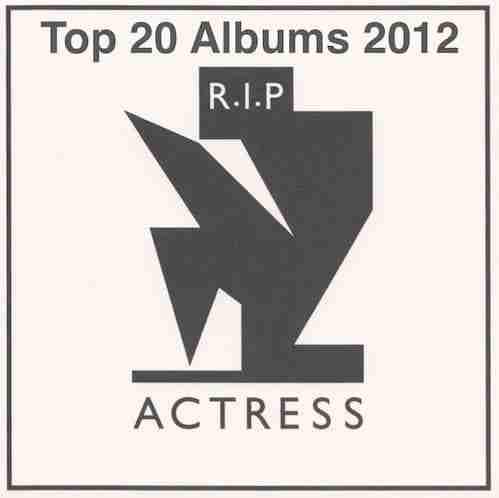 Top 20 Albums 2012