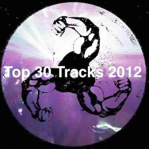 Blah Blah Blah – Top 30 Tracks 2012