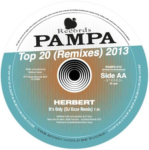 Blah Blah Blah – Top 20 (Remixes) of 2013