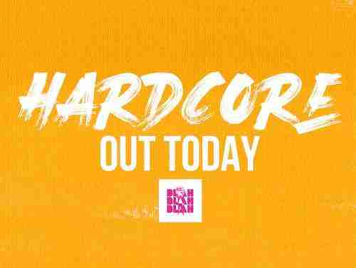 Out Today: TR – Hardcore EP [Blah Blah Blah Records]