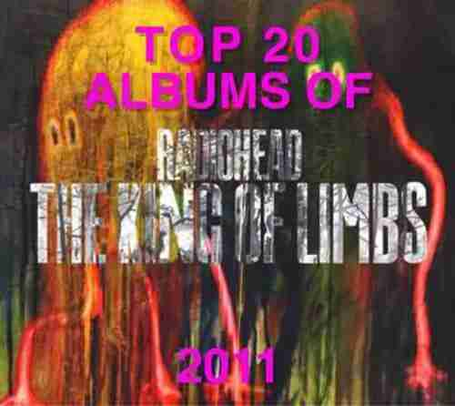 Blah Blah Blah's Top 20 Albums of 2011
