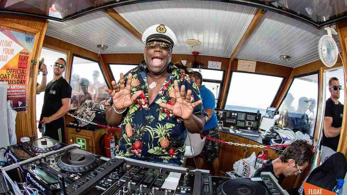 Carl Cox - Boat Party