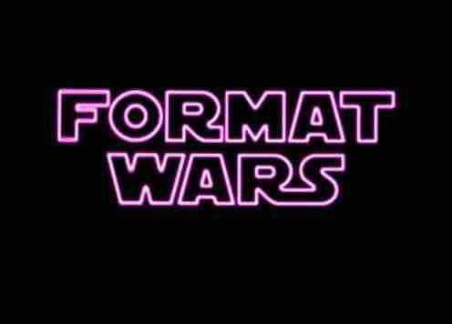 Physical vs Streaming – Format Wars