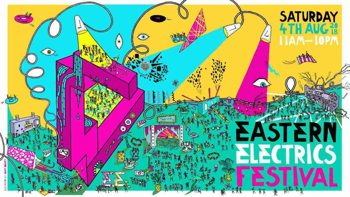 Eastern Electrics Festival - Interview Rob Star