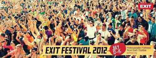 EXIT Festival add Claude VonStroke, Eats Everything, George Fitzgerald, Jacques Lu Cont among others…..