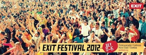 Win 2 Tickets to EXIT Festival: COMPETITION CLOSED