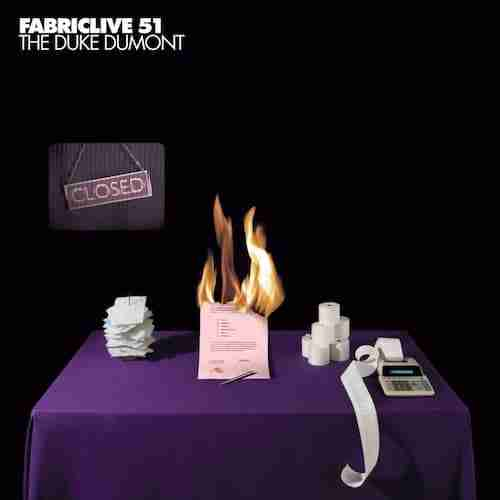 Fabriclive 51: The Duke Dumont (Promo Mix)