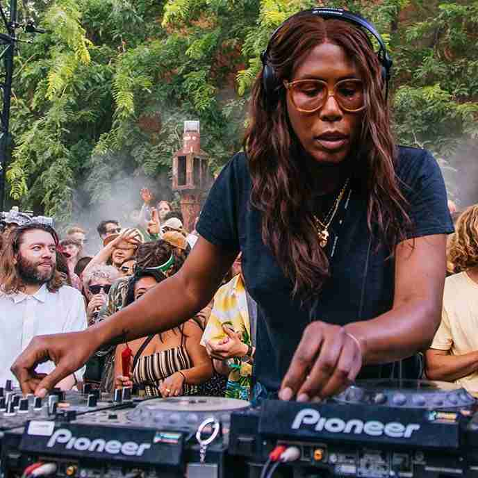 Honey Dijon - Boiler Room - Mixtape
