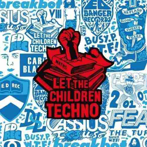 Busy P & DJ Mehdi – Let the Children Techno